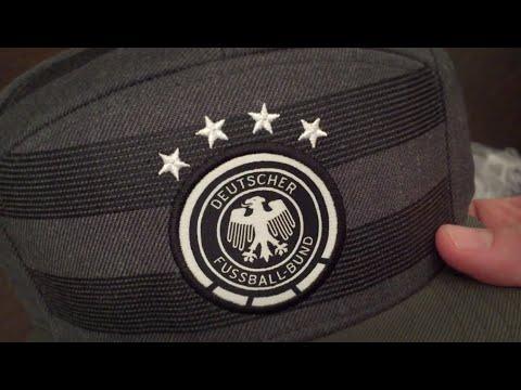 Adidas Anarchy DFB Cap EM 2016 - Die bisher beste Deutschland Cap/Mütze/Kappe! (Unboxing)