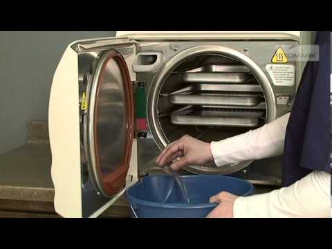 How to Clean and Care for your Midmark M9/M11 Sterilizer