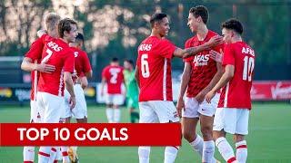 Goals Top 10 | Jong AZ | Seizoen 2020-2021