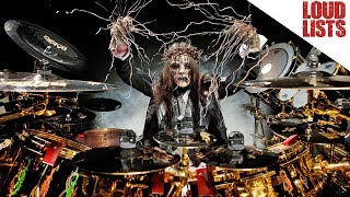 """Video thumbnail of """"10 Times Joey Jordison Was the Best Drummer on Earth"""""""