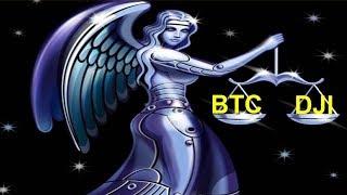 Как сравнить несравнимое или сравниваем  Dow Jones DJI и BitcoinBTC