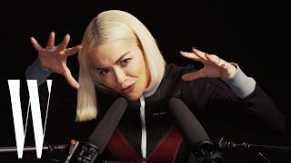 Rita Ora Explores ASMR   W Magazine