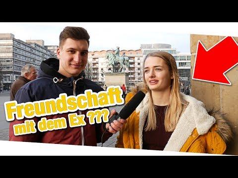 FREUNDSCHAFT mit dem EX?!!😳😱 - STREET COMEDY   urgeON