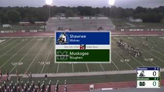 Shawnee (Wolves) at Muskogee (Roughers)