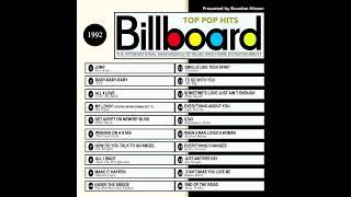 BillboardTopPopHits-1992