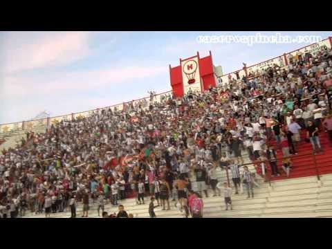 """""""La gente del Pincha en la previa de Estudiantes - Argentinos (CaserosPincha.com)"""" Barra: La Barra de Caseros • Club: Club Atlético Estudiantes"""
