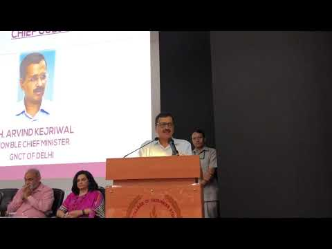Delhi CM & Dy CM inaugurates the newly built Hostel Block at Shaheed Sukhdev College of BS