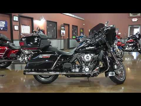 2013 Harley-Davidson Electra Glide® Ultra Limited in Mauston, Wisconsin - Video 1