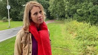 Kunstenares Esther Verschure doet oproep om gestolen kunstwerk terug te brengen