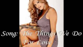 10cc, The things we do for love with lyrics
