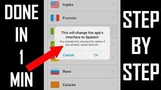 How to Change Language on Duolingo App (Including Your Base Native Languages Switch)