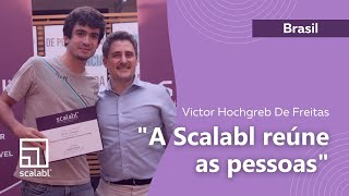 Victor Hochgreb De Freitas: Scalabl Brings People Together