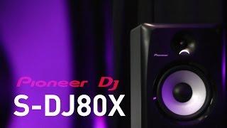 Pioneer S-DJ80X Səs gücləndirici