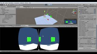 Создание игры с виртуальной реальностью на Unity 5 для Android . Vr 360