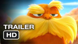 Dr. Seuss' The Lorax - Official Trailer