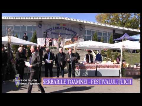 Emisiunea Valenii de Munte la timpul prezent – 06 noiembrie 2015 – partea a II-a