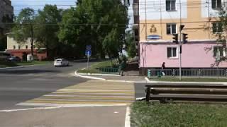 Не регулируемый пешеходный переход рядом со школой !
