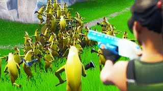 when the whole lobby stream snipes you....