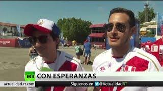 """""""Eso es lo que hace el fútbol: unión"""""""