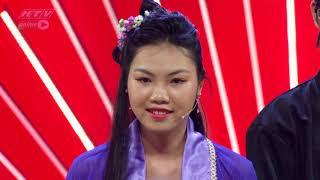 """Ngô Kiến Huy bỏ chạy khi nữ thí sinh """"tấn công""""   THÁCH THỨC DANH HÀI  TTDH #6 MÙA 5"""