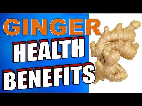 Video Amazing Health Benefits of Ginger Root, Tea & Juice