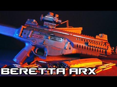 Beretta ARX 100!