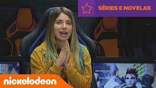 Noobees | Entrevista com Tânia | Brasil | Nickelodeon em Português