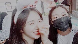 AOA Seolhyun & Mina (SeolMina) - Haughty Girl