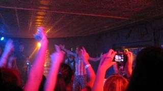 """""""America A O"""" - Aaron Carter concert"""