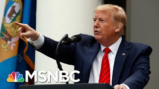 Trump Order To Withhold Intelligence Softens U.S. Elections For Attack: Whistleblower | MSNBC