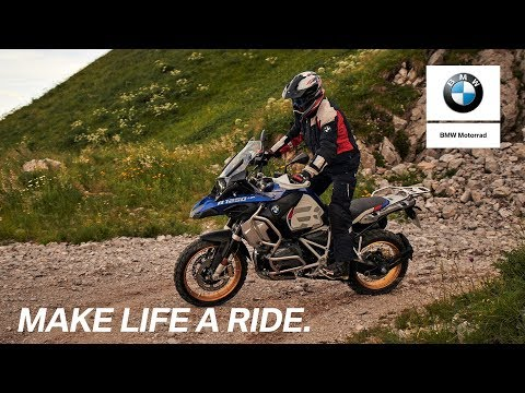 2019 BMW R 1250 GS Adventure in Louisville, Tennessee - Video 1
