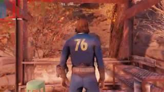 Test Fallout76 ,2560X1440,GTX 970+I74770 Ultra Settings