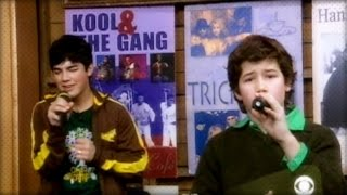 RARE 2004 Please Be Mine LIVE - Nicholas Jonas (Brothers) FIRST PERFORMANCE!