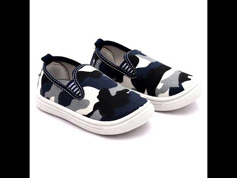K2 Children Canvas Shoes