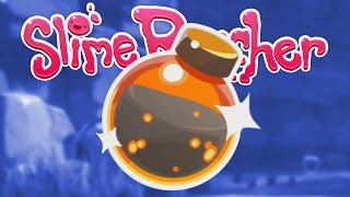 Slime Rancher - Lava Dust and Largo Creation! - Let's Play Slime Rancher Gameplay