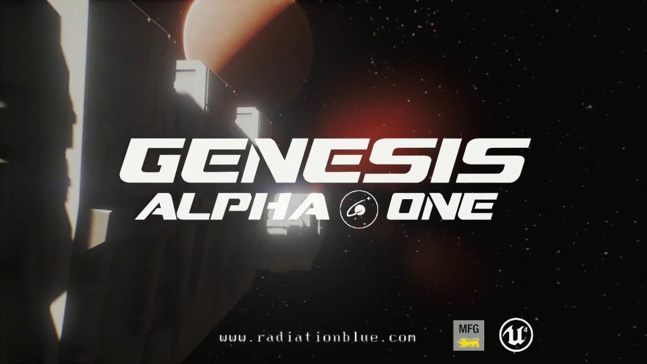 Trailer di Genesis Alpha One
