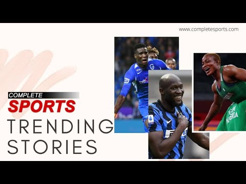 Trending On Complete Sports 04.08.2021