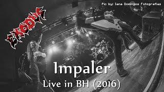 Exodus - Impaler [Ao Vivo em BH - 26/01/2016]