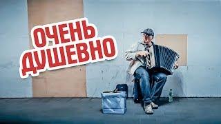 Круто мужик играет на гармошке. Красивая мелодия. Очень душевно, очень красиво. Buskers! ????????????