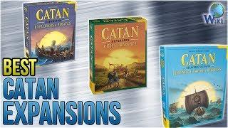 6 Best Catan Expansions 2018