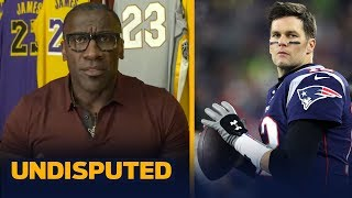 Tom Brady's motivation is to prove Bill Belichick wrong — Shannon Sharpe | NFL | UNDISPUTED
