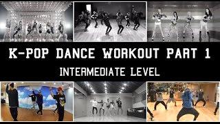 K-Pop Dance Workout: Intermediate Pt. 1 by Aramila