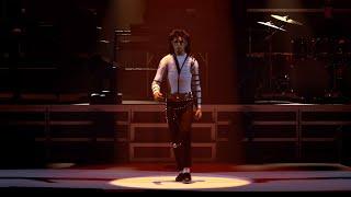 Michael Jackson - CGI Animation - Human Nature – Animated Wembley Live 1988