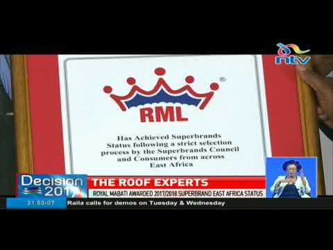 East Africa RML on NTV 2017