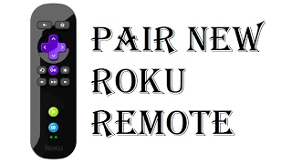 How To Pair Roku Remote - Pairing a New Remote - How To Fix Roku Remote Issues - Roku Remote Broken