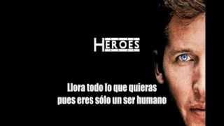 James Blunt - Heroes [Subtitulada en español] + Lyrics en la descripción.