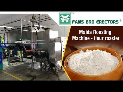 Maida Roasting Machine