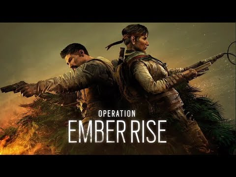 Rainbow Six Siege | Operation Ember Rise DLC Reveal