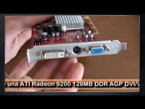 Tarjetas de vídeo AGP