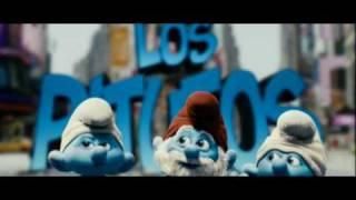 Tráiler Español The Smurfs